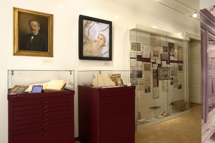 Carlo Schmidl e la fondazione del Museo