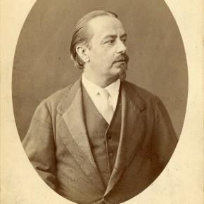 """Gaetano Fraschini, primo interprete di Rodolfo a Trieste Civico Museo Teatrale """"Carlo Schmidl"""""""
