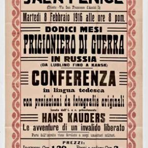 Teatri di guerra: l'attività teatrale a Trieste negli anni del primo conflitto mondiale