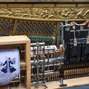 Piani a cilindro, autopiani e scatole sonore