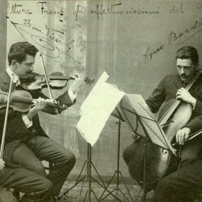 Il quartetto triestino - L'anima musicale della città di Svevo
