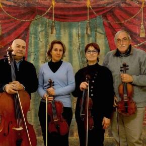 Compositori triestini nelle esecuzioni del Quartetto Pro Musica - giovedì 19 gennaio ore 17:30