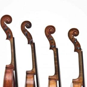 Il quartetto d'archi