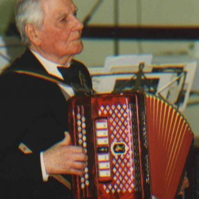GIOVANNI TARABOCCHIA e l'arte triestina della fisarmonica
