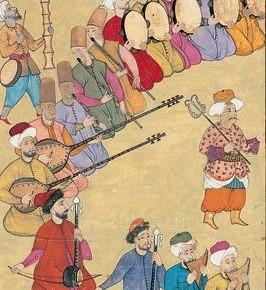 Ney e Tanbur: i due Principi della musica ottomana