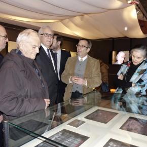 Inaugurata la mostra Giorgio Strehler - Lezioni di Teatro