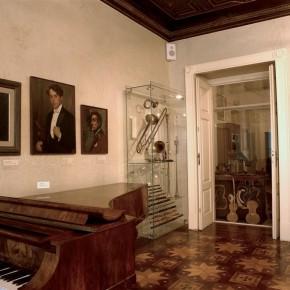 """NELLE STANZE DELLA MUSICA DELLO """"SCHMIDL"""" Con gli studenti del Liceo Carducci-Dante"""
