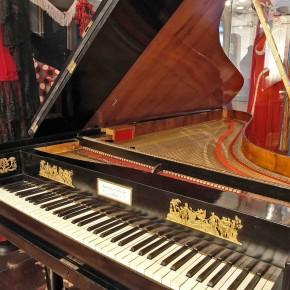 Il Fortepiano con le 50 variazioni su un valzer di Diabelli