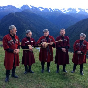 Il canto polifonico georgiano