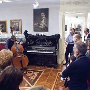 """Undici nuovi appuntamenti al Civico Museo Teatrale con le scuole di strumento del Conservatorio """"G. Tartini"""""""