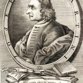 Letteratura e musica nella produzione di Giuseppe Tartini (1692-1770)