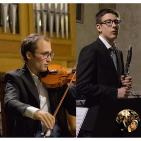 """Concerto dei solisti dell'orchestra da camera giovanile """"Camerata Potemkin"""""""