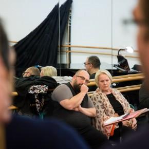 «Turandot» e «Aida» Fuori Scena